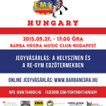 A Re-Gym Bemutatja: FIGHT NIGHT HUNGARY - E.M.L. Hungary
