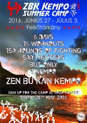 ZBK_Kempo_Summer_Camp_Plakat_2016_web