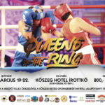 Queen of the Ring verseny 2018-ban is!